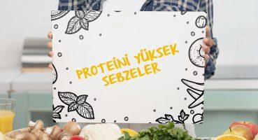 Proteini Yüksek Sebzeler
