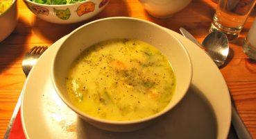 Kırlangıç Balığı Çorbası